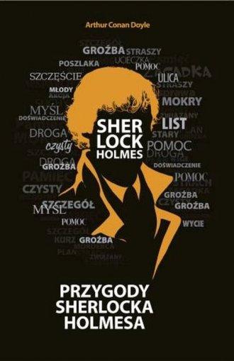 Przygody Sherlocka Holmesa - okładka książki