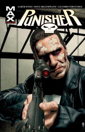 Punisher Max. Tom 2 - okładka książki