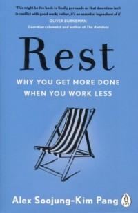 Rest - okładka książki