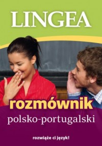 Rozmównik polsko-portugalski - okładka podręcznika