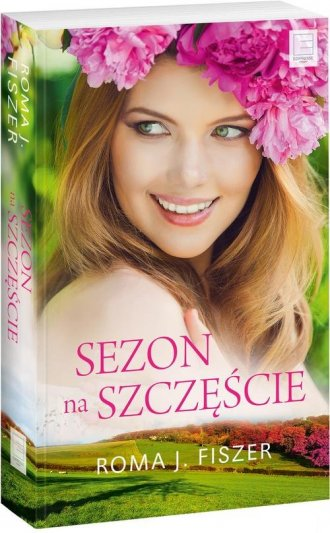 Sezon na szczęście - okładka książki
