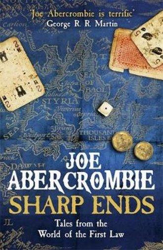Sharp Ends. Stories from the World - okładka książki
