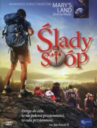 Ślady stóp - Wydawnictwo - okładka filmu