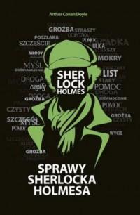 Sprawy Sherlocka Holmesa - okładka książki