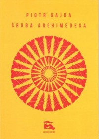 Śruba Archimedesa - okładka książki