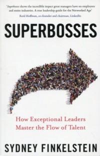 Superbosses - okładka książki