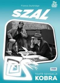 Szal. Teatr Sensacji KOBRA - Wydawnictwo - okładka filmu