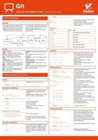 Tablice informatyczne Git - okładka książki