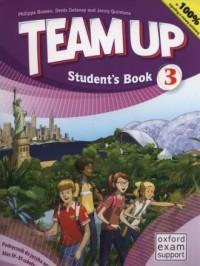 Team Up 3. Szkoła podstawowa. Podręcznik (+ CD) - okładka podręcznika
