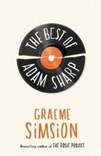 The Best of Adam Sharp - okładka książki
