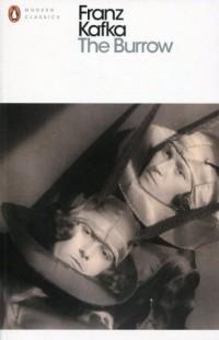The Burrow - okładka książki