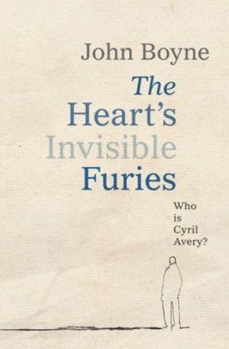 The Hearts Invisible Furies - okładka książki