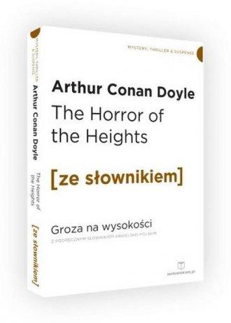 The Horror of the Heights. Groza - okładka książki