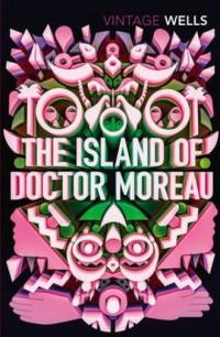 The Island of Doctor Moreau - okładka książki