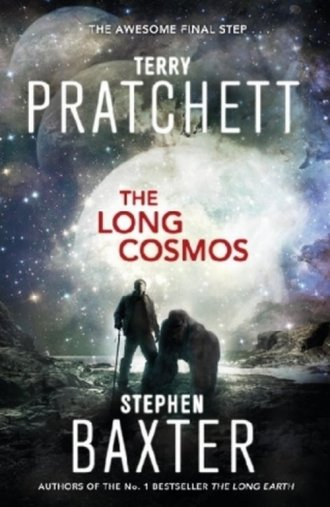 The Long Cosmos - okładka książki
