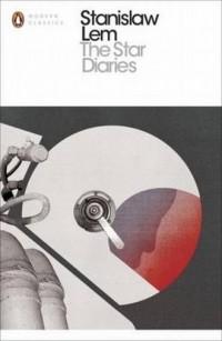 The Star Diaries - Stanisław Lem - okładka książki