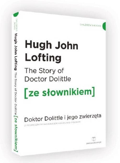 The Story of Doctor Dolittle Doktor - okładka książki