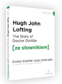 The Story of Doctor Dolittle Doktor - okładka książki