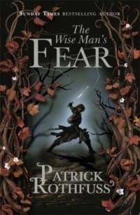 The Wise Mans Fear - okładka książki
