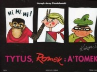 Tytus, Romek i Atomek. Księga I. Tytus harcerzem - okładka książki