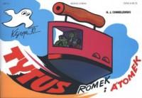 Tytus Romek i Atomek. Księga 11. Ochrona zabytków - okładka książki