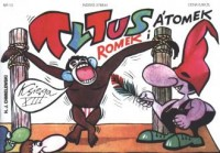 Tytus Romek i Atomek. Księga 13. Wyprawa na wyspy Nonsensu - okładka książki