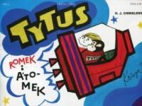 Tytus, Romek i Atomek Księga III. Tytus kosmonautą - okładka książki