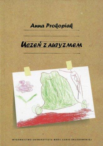 Uczeń z autyzmem - okładka książki