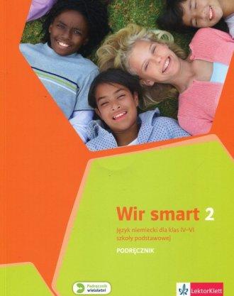 Wir Smart 2. Szkoła podstawowa - okładka podręcznika