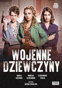 Wojenne dziewczyny - Wydawnictwo - okładka filmu