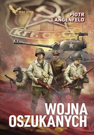 Wojna oszukanych - okładka książki