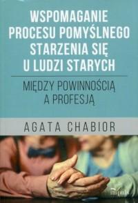 Wspomaganie procesu pomyślnego - okładka książki