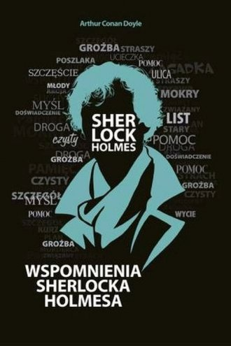 Wspomnienia Sherlocka Holmesa - okładka książki
