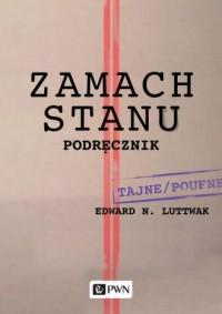 Zamach stanu. Podręcznik - Edward - okładka książki
