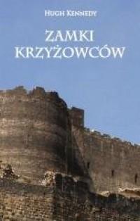 Zamki Krzyżowców - okładka książki