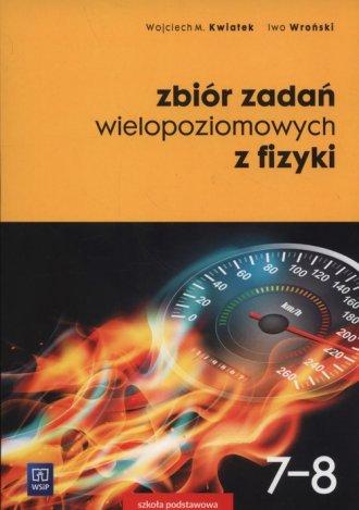 Zbiór zadań wielopoziomowych z - okładka podręcznika