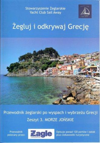 Żegluj i odkrywaj Grecję. Zeszyt - okładka książki
