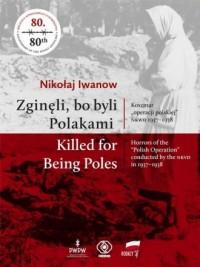 Zginęli bo byli Polakami - Nikołaj - okładka książki