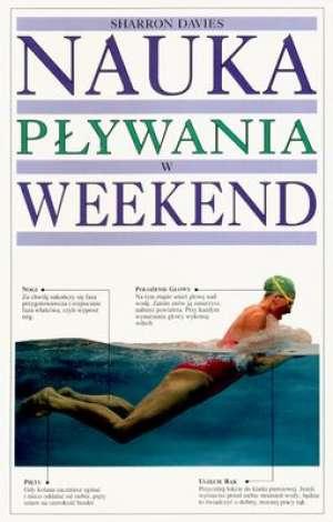 ksi��ka -  Nauka p�ywania w weekend - Davies Sharron