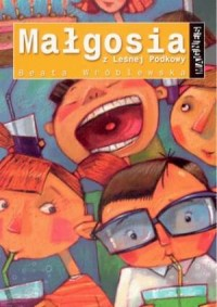 Małgosia z Leśnej Podkowy. Magnes - okładka książki