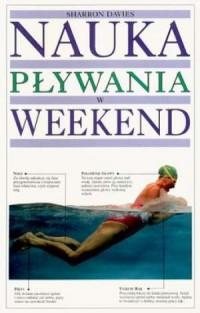 Nauka pływania w weekend - okładka książki