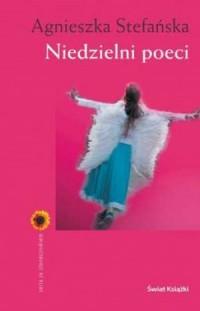Niedzielni poeci - okładka książki
