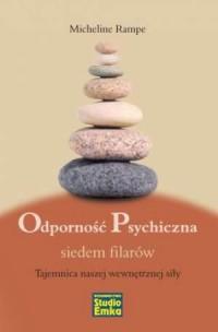 Odporność Psychiczna. Siedem filarów. - okładka książki