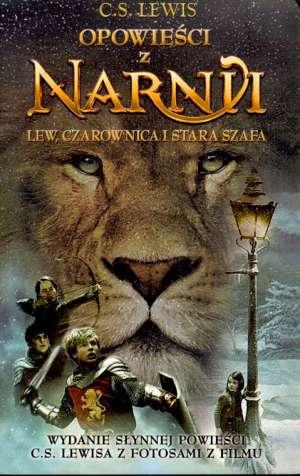 Opowieści z Narnii. Lew, czarownica - okładka książki
