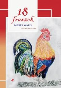 18 fraszek - okładka książki