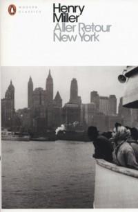 Aller Retour New York - okładka książki