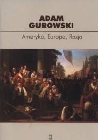 Ameryka, Europa, Rosja. Biblioteka - okładka książki