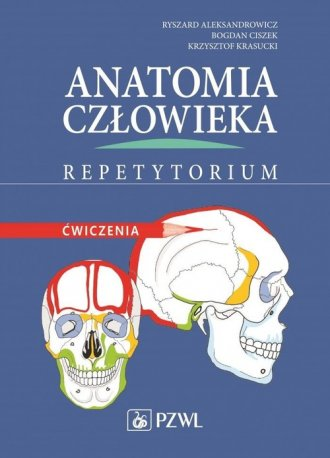 Anatomia człowieka. Repetytorium. - okładka książki