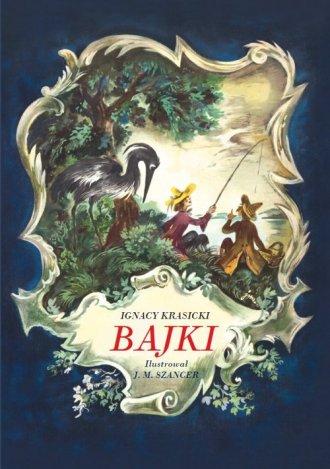 Bajki - okładka podręcznika