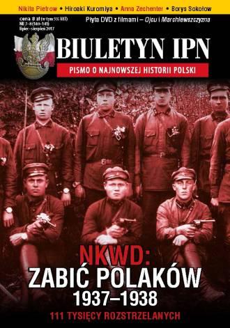 Biuletyn IPN nr 7-8 (140-141)/2017 - okładka książki